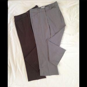 Women's Size 6 New York & Company Stretch Petite